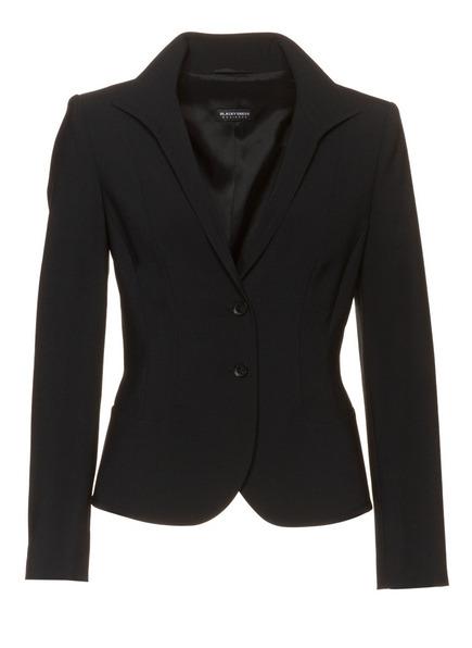 BLACKY DRESS Blazer schwarz