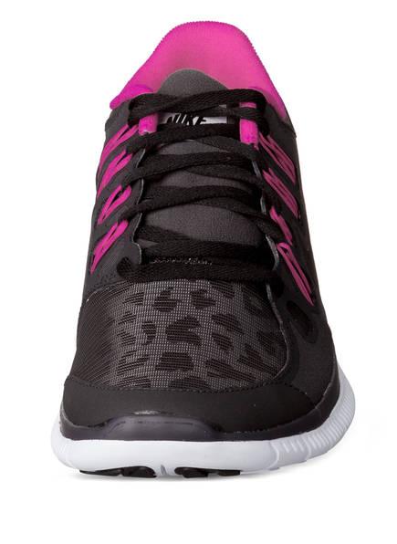 Nike Free 5.0 Schwarz Pink Damen